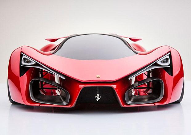 Ferrari F80: N�stupce LaFerrari z jin� dimenze