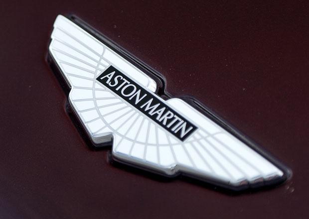 Aston Martin si zaregistroval označení DB10 až DB14