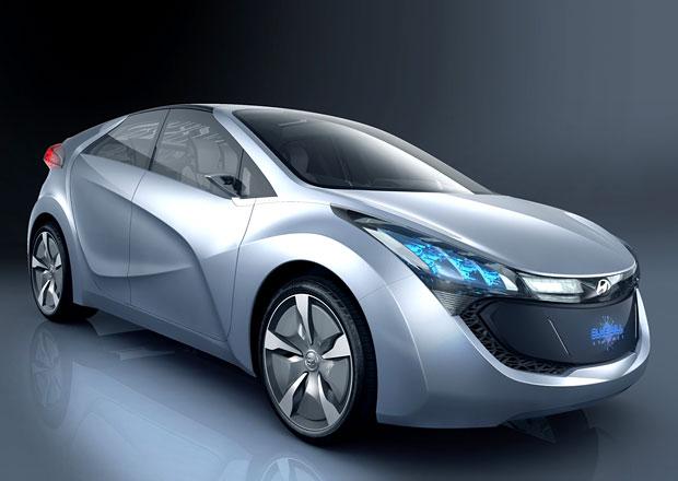 Hyundai připravuje konkurenta pro Prius