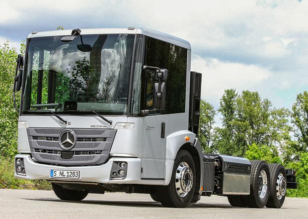 Mercedes-Benz představuje Econic NGT