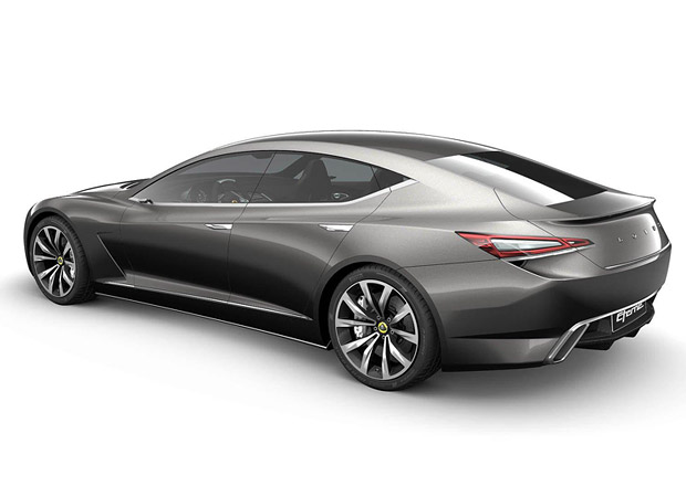 Lotus pracuje na sedanu a crossoveru, staré plány však smetl ze stolu