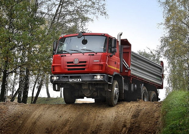 DAF bude Tatře dodávat ekologičtější motory Euro 6