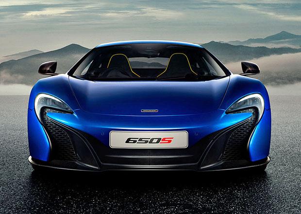 McLaren P13 se bude jmenovat 500S
