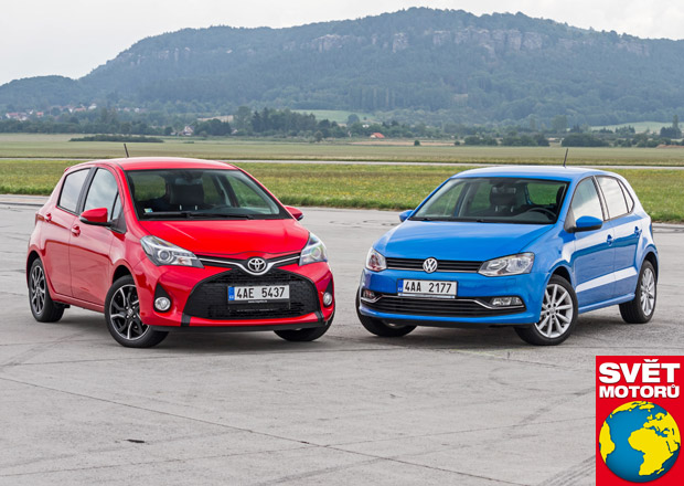 Toyota Yaris 1.33 vs. Volkswagen Polo 1.2 TSI