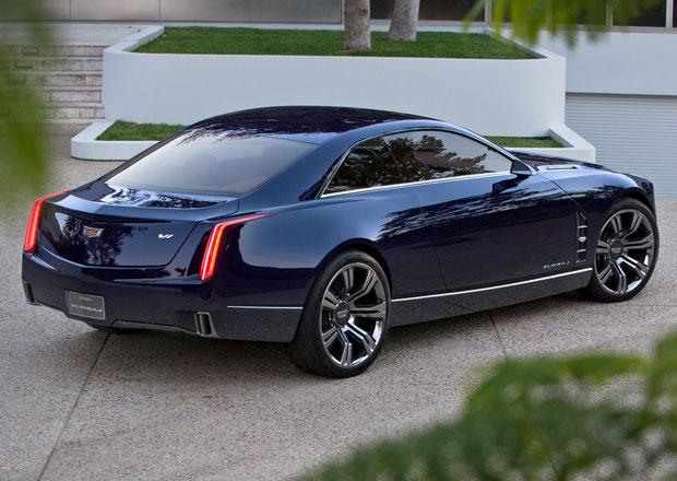 Budoucí vlajková loď Cadillacu se bude prodávat i v Evropě