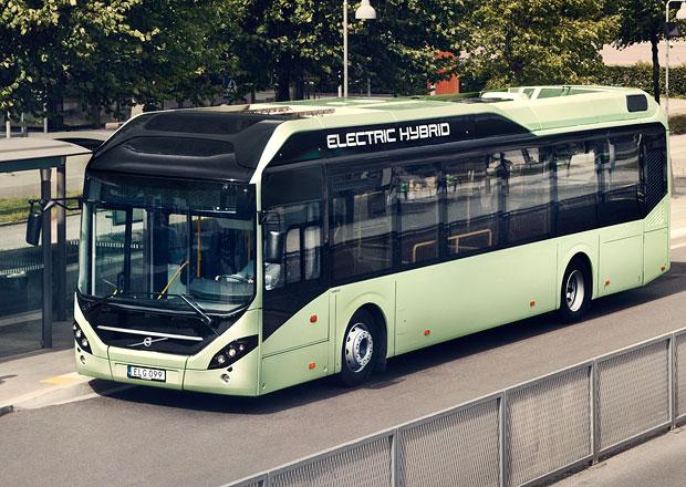 Volvo Buses a Siemens: Nová globální smlouva