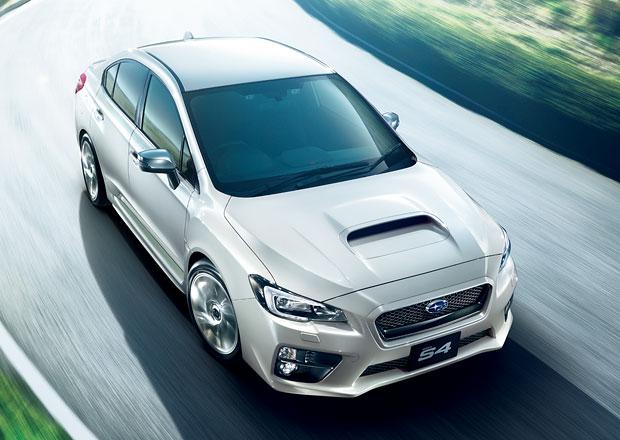 Subaru WRX S4: Um�rn�n�j�� bestii dostanou pouze Japonci