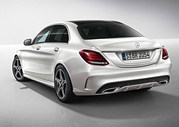 Mercedes-Benz C 350 Plug-in Hybrid: První info o hybridním céčku