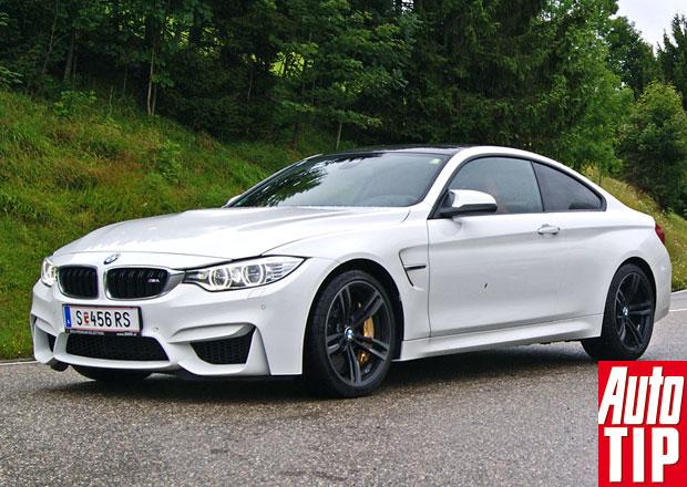 BMW M4 Coupé: Jízdní dojmy