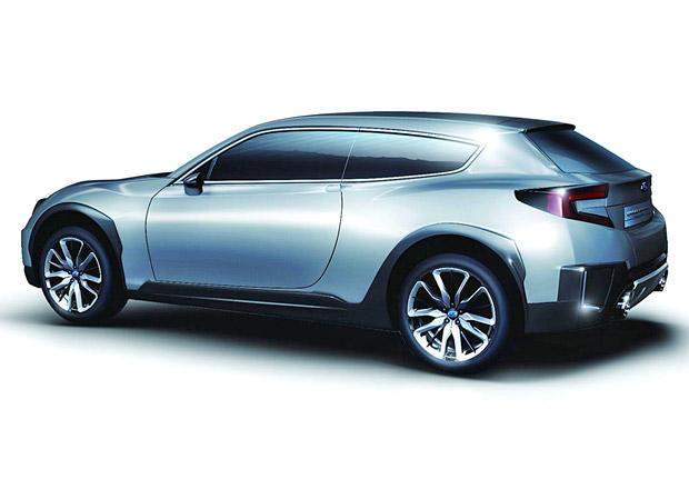 Subaru: Všechny modely budou využívat jedinou platformu