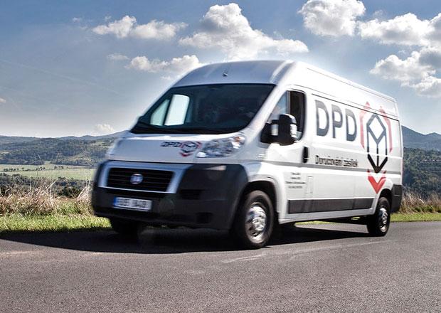Dopravce DPD slaví 20 let v České republice