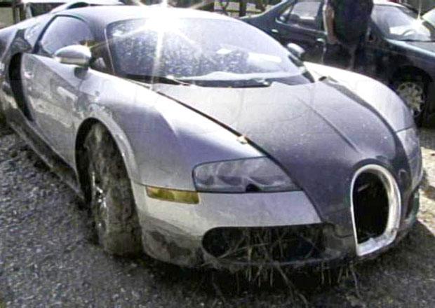 Za pojistný podvod s Bugatti Veyron hrozí majiteli vězení