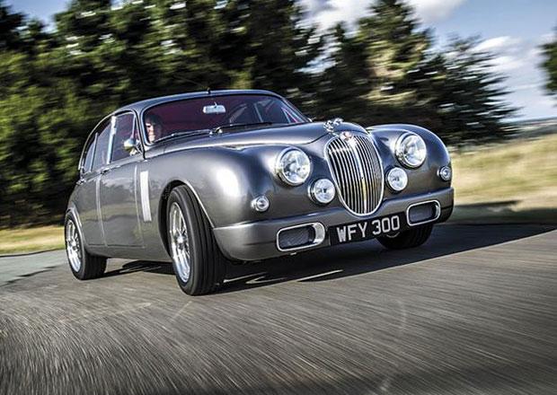 Designér Jaguaru Ian Callum si vytvořil svůj vlastní Mark II