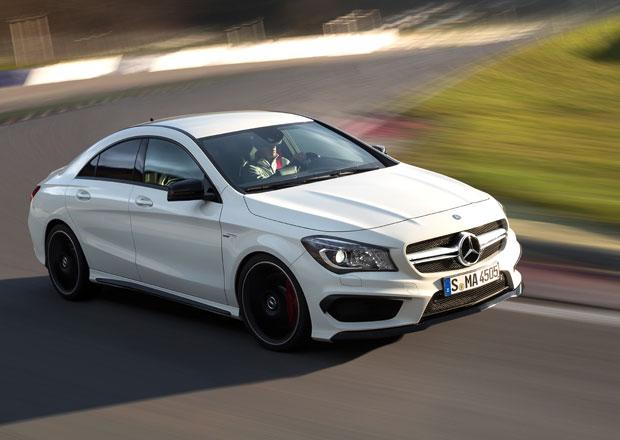 Mercedes-Benz CLA je úspěšný, prodalo se jich už sto tisíc