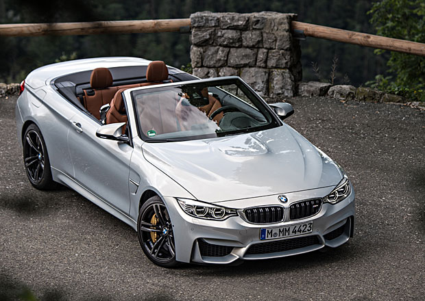 BMW M4 Cabrio: Topless emko míří na trh