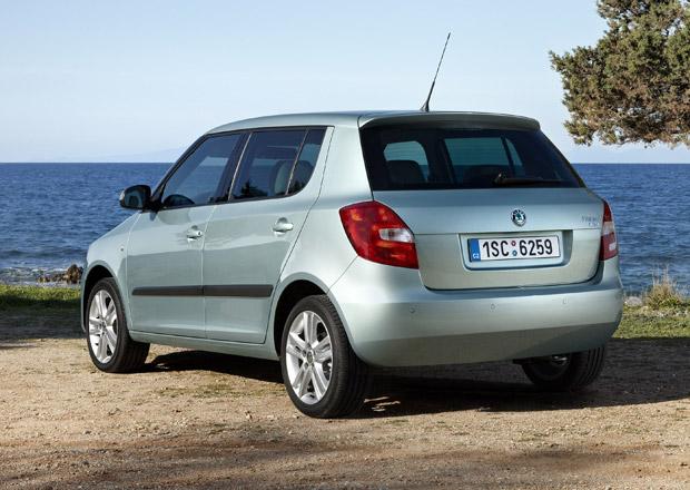 Škoda Fabia II: Na stovky zájemců se již nedostane