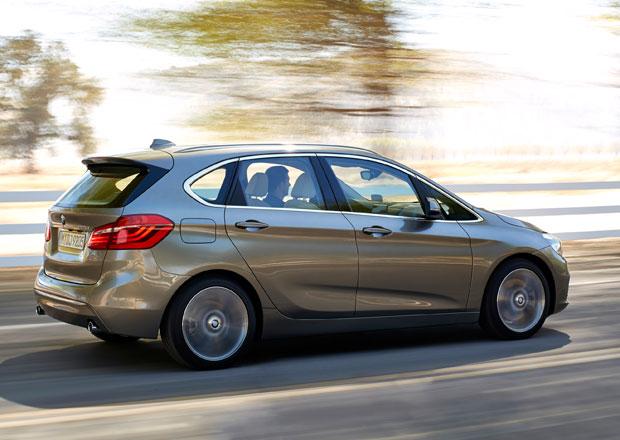 BMW bude mít šest modelů s pohonem předních kol