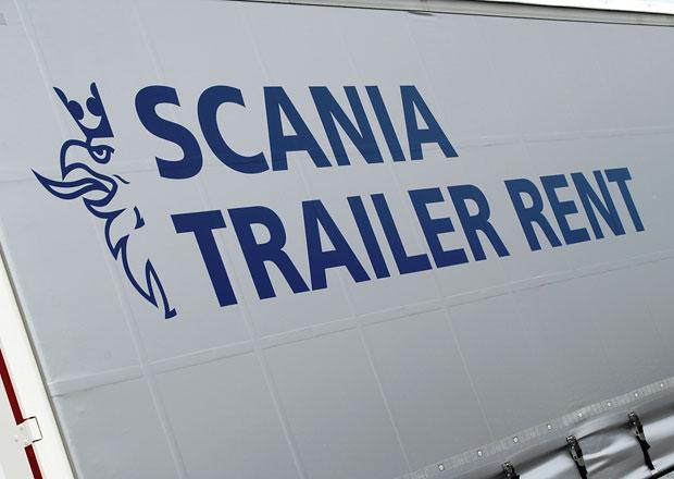 Scania Trailer Rent aneb půjčovna návěsů