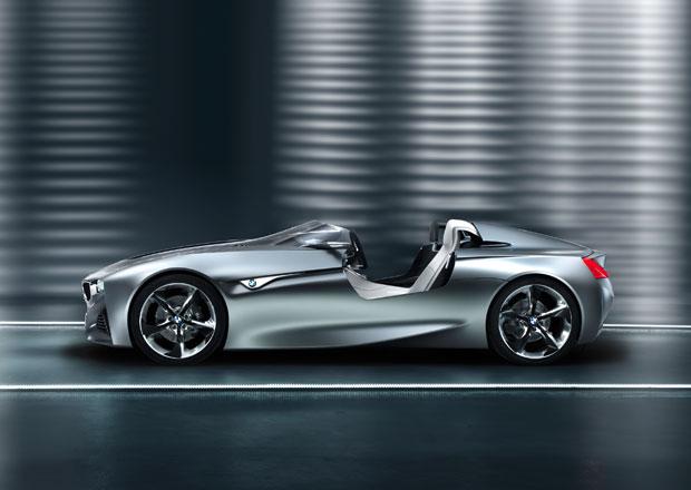 BMW Z4 dostane nový šestiválec, hybrid přijde později
