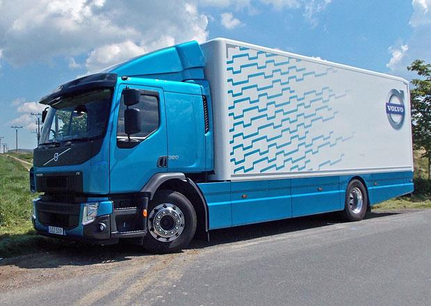 Volvo FE 320 Euro 6: Nejsilnější rozvážka