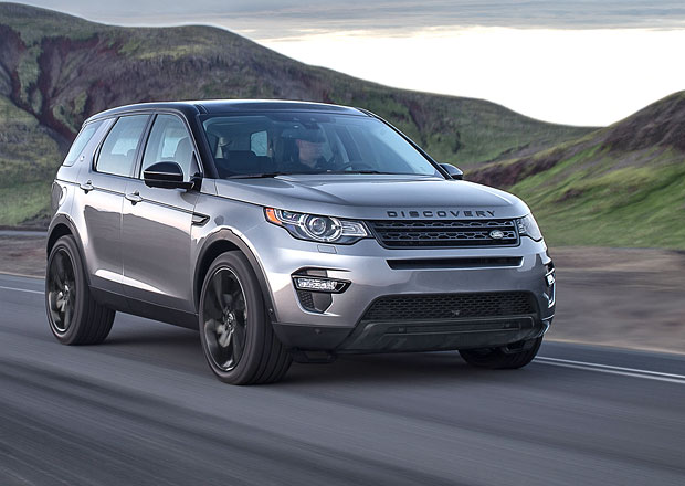 Land Rover Discovery Sport: V �esku od 907.500 K�