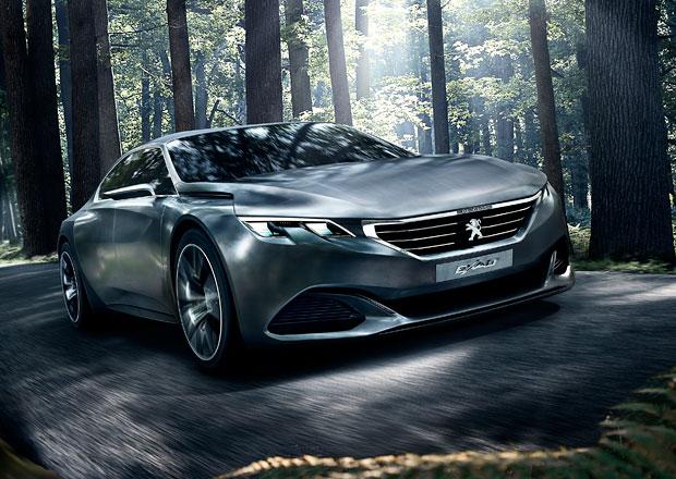Peugeot Exalt: Oprášený sportovní koncept přijede do Paříže