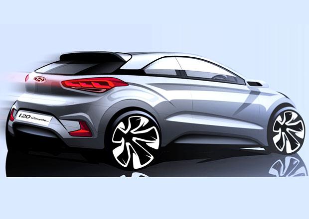 Hyundai i20 2015: Korejci budou ��kat t��dve��ku Coupe