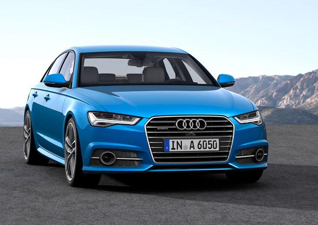 Audi představuje modernizovanou řadu A6