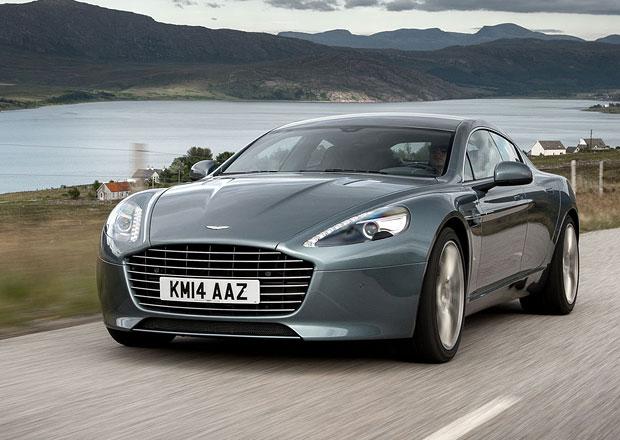Aston Martin hled� finance na nov� modely