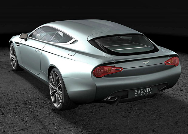Aston Martin Virage Shooting Brake Zagato: Britská perla s velkým Z