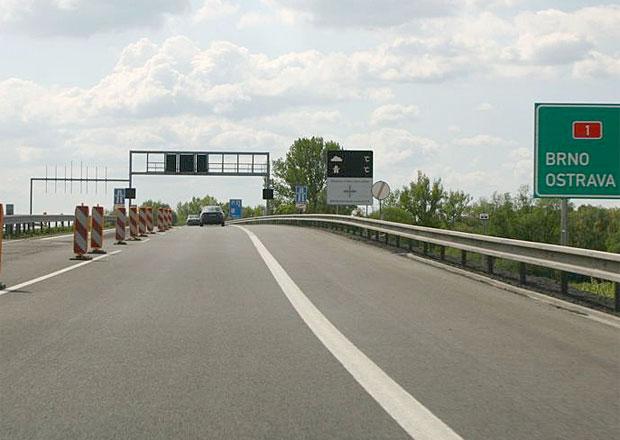 Dálnice D47: ŘSD zakázalo vjezd kamionů na některé mosty