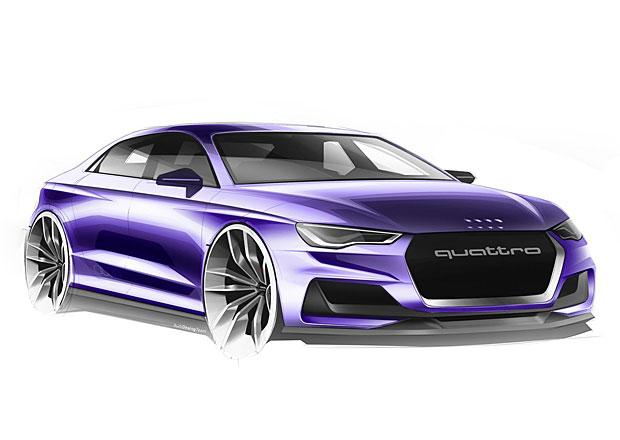 Audi A9: Konkurent Panamery jako koncept se ukáže v Los Angeles