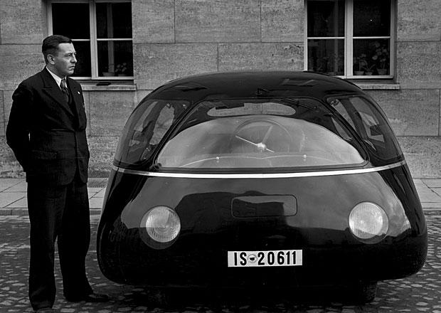 Schlörwagen (1939): Vejce z Göttingenu