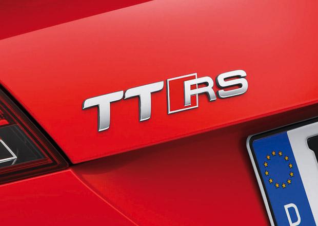 Audi opět chystá TT RS s pětiválcem