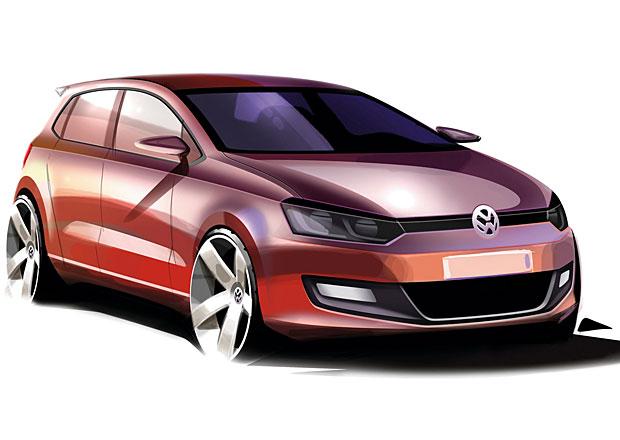 Volkswagen Polo 2016 bude sportovnější a s lepší technikou