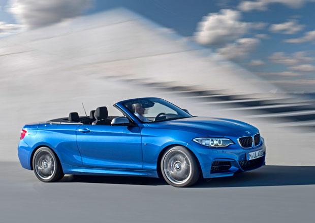 BMW 2 Cabrio: Bez st�echy za 20 sekund, bude i M235i
