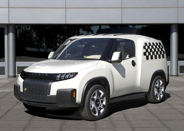 Toyota Urban Utility Concept Car nejen pro kutily