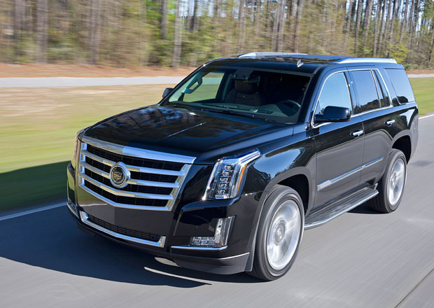 Cadillac Escalade: Americký obr se dá koupit už i v Evropě