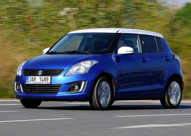 Suzuki Swift dostane méně výkonný, ale úspornější motor 1.2 Dualjet