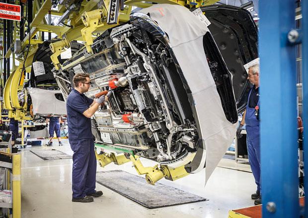 Daimler m�n� zp�sob v�roby Mercedes�, chce b�t efektivn�j��