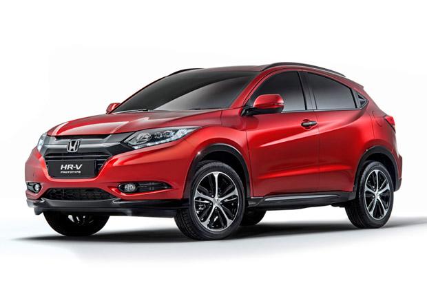 Honda HR-V Prototype: Malé SUV se vrací