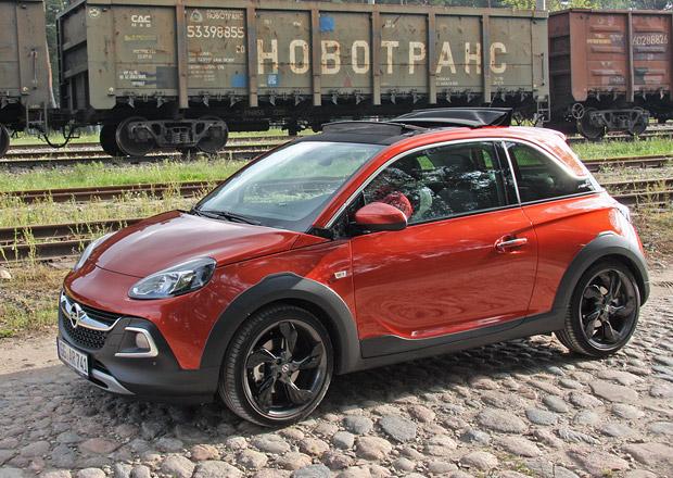 Opel Adam Rocks: Prvn� j�zdn� dojmy