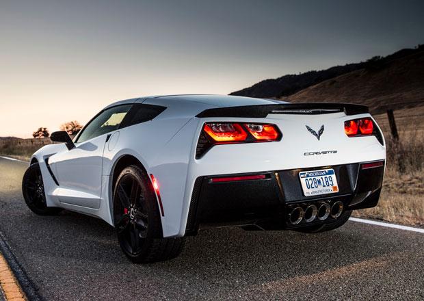 Corvette v problémech: Dvě svolávací akce i fatální poruchy motoru