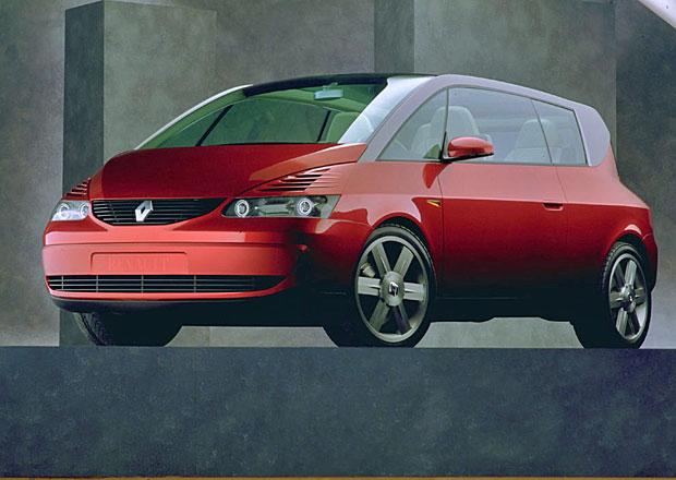 Koncepty Renault: Studie a vize v proudu času