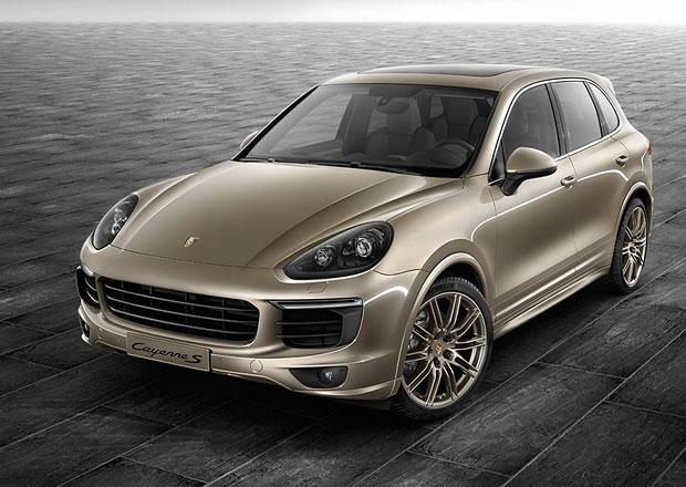 Porsche Cayenne S: Co umí udělat s SUV divize Exclusive?