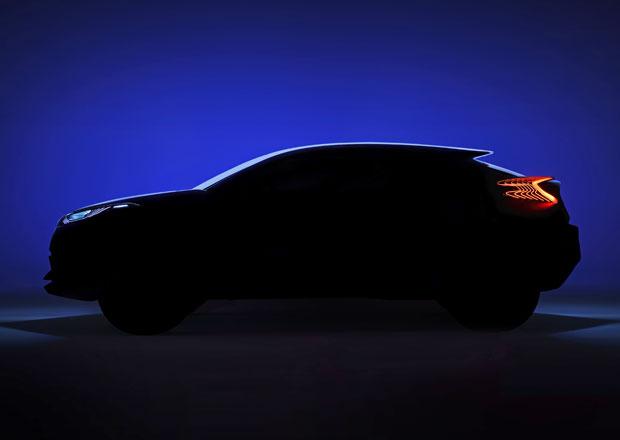 V Paříži se představí nový crossover C-HR od Toyoty