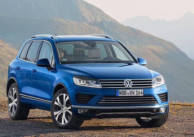 Volkswagen Touareg: Modernizovan� SUV na nov�ch fotografi�ch