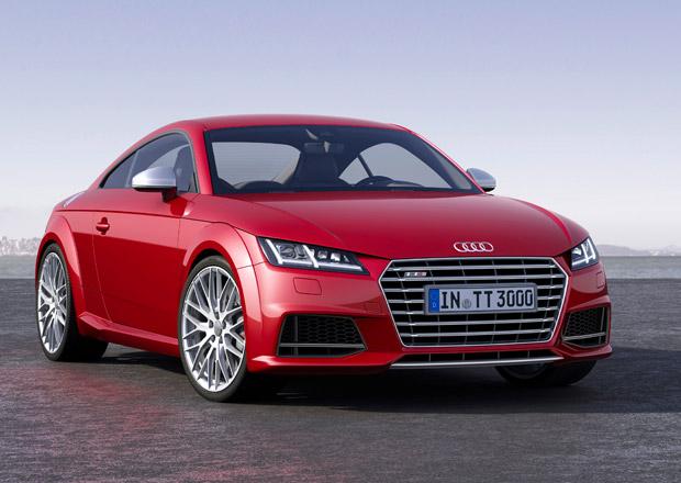 Audi TT Coup� 2015: V �esk� republice u� p��t� m�s�c nejm�n� za milion korun
