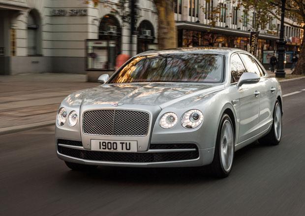Bentley Flying Spur V8: První jízdní dojmy