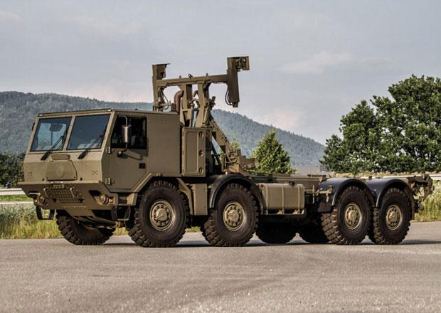 Tatra míří na Dny NATO v Ostravě